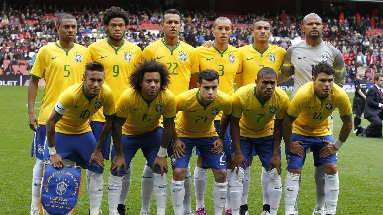 Copa America 2015 Brasil, Copa America 2015 Seleccion Brasil
