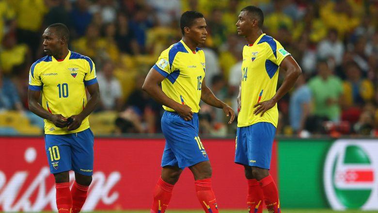 Copa America 2015 Ecuador, Copa America 2015 Seleccion Ecuador