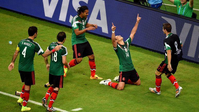 Copa América 2015 México, Copa America 2015 Selección México