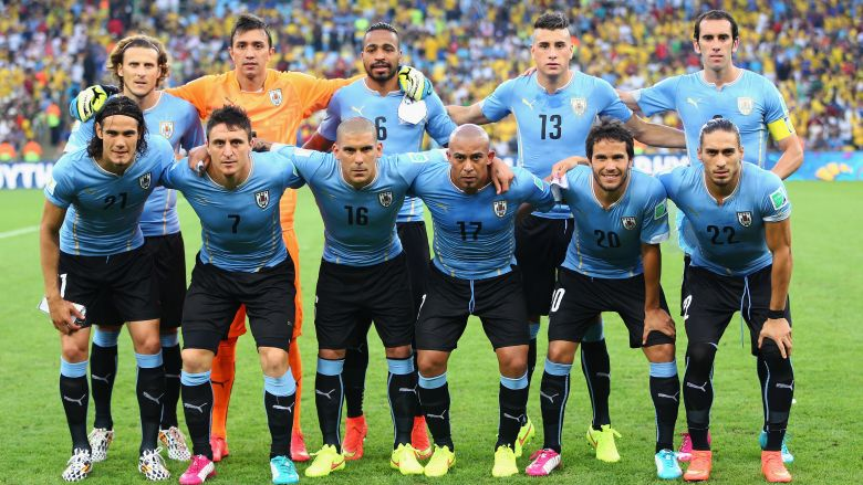 Copa America 2015 Uruguay