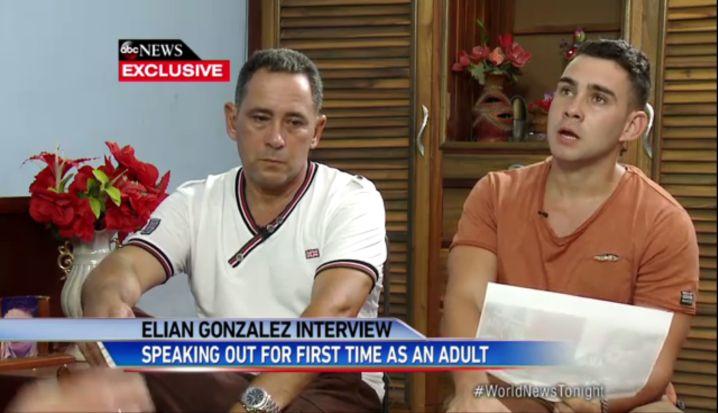 Elian Gonzalez Hoy, Elian Gonzalez,