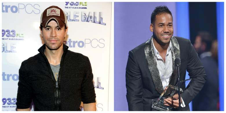 Premios Billboard, Enrique Iglesias, Romeo Santos
