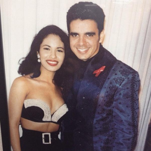 Selena Quintanilla, Selena Quintanilla Luis Enrique