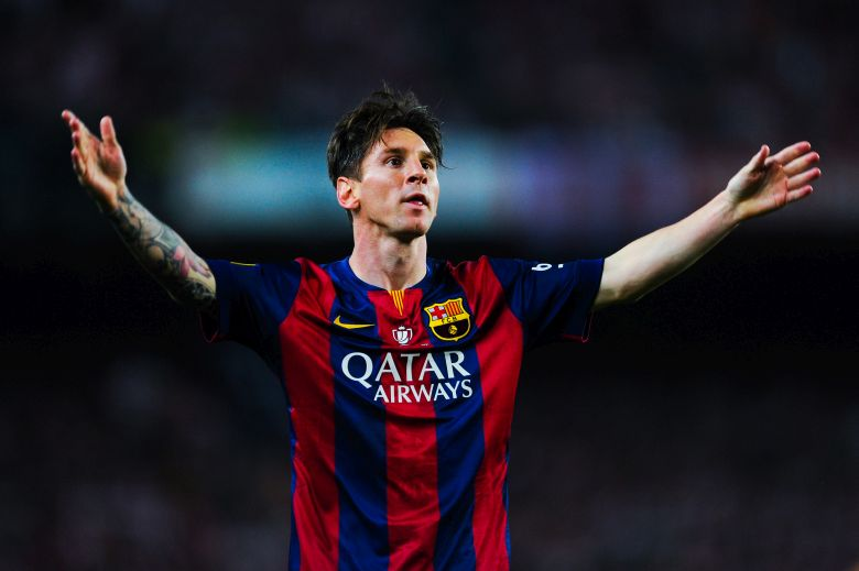 Lionel Messi, Lionel Messi Liga de Campeones, Lionel Messi Salario