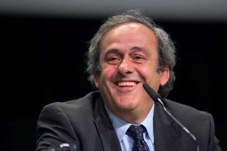Michel Platini, Michel Platini FIFA, Michel Platini UEFA