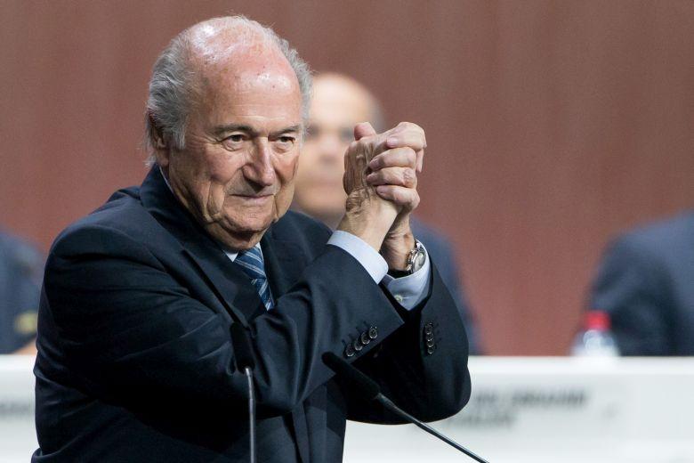 Sepp Blatter Renuncia, Sepp Blatter Resigns, Sepp Blatter FIFA