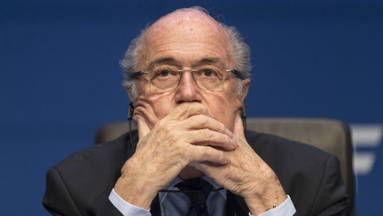 Sepp Blatter, Sepp Blatter Renuncia, Sepp Blatter FIFA, Sepp Blatter Resigns