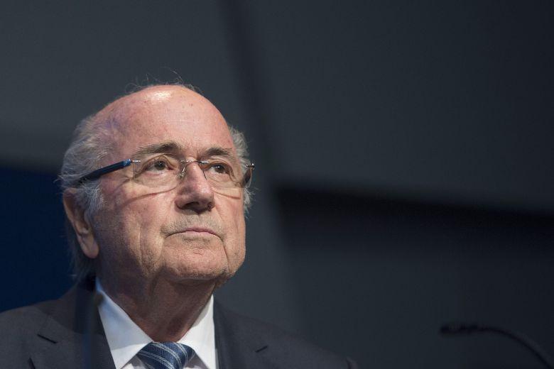 Sepp Blatter, Sepp Blatter Renuncia, Sepp Blatter FIFA