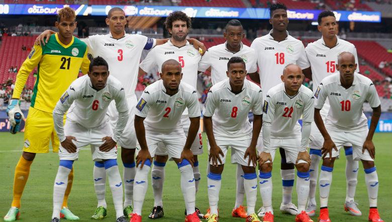 La selección de Cuba. (Getty)