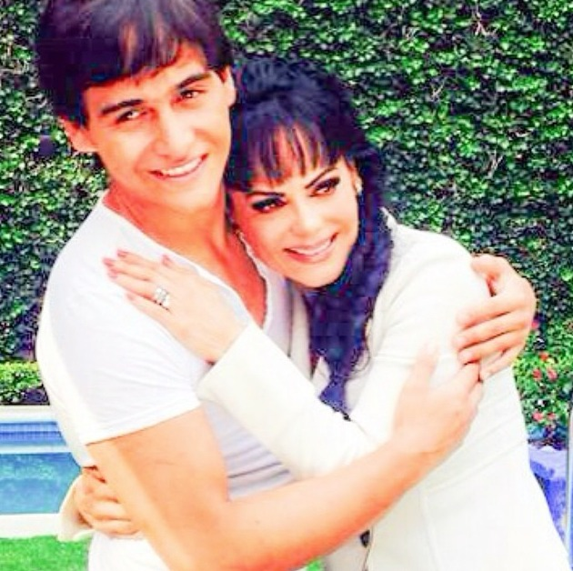 Joan Sebastian, Maribel Guardia