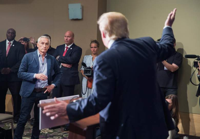 Donald Trump, Jorge Ramos