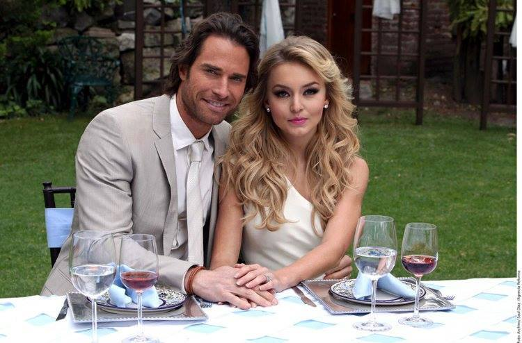 Angelique Boyer, Sebastian Rulli