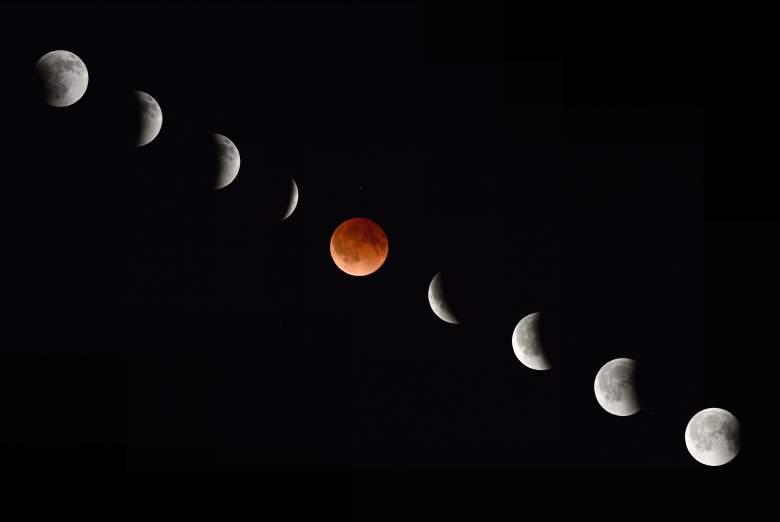En tiempos antiguos, se pensaba que la luna sangrienta predeciría desastres. (Heavy)