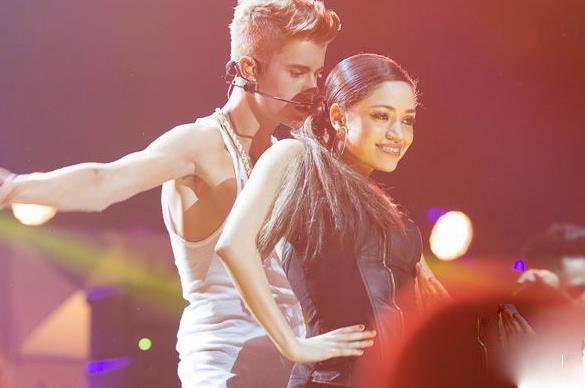 Elysandra Quinones, Justin Bieber