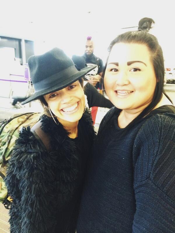 Elysandra Quiñones, Justin Bieber