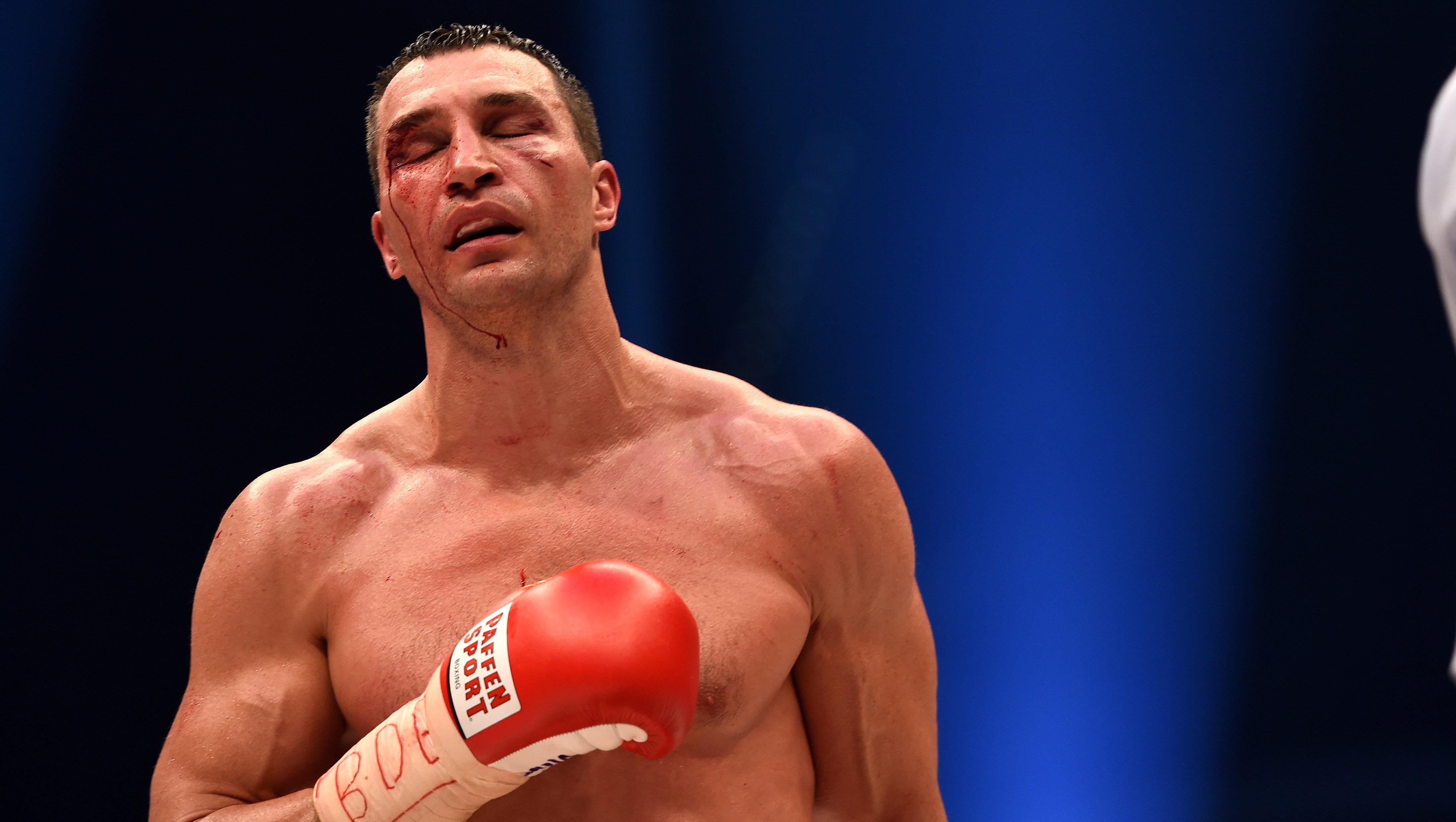Noticias de Boxero, Wladimir Klitschko vs Tyson Fury Revancha,