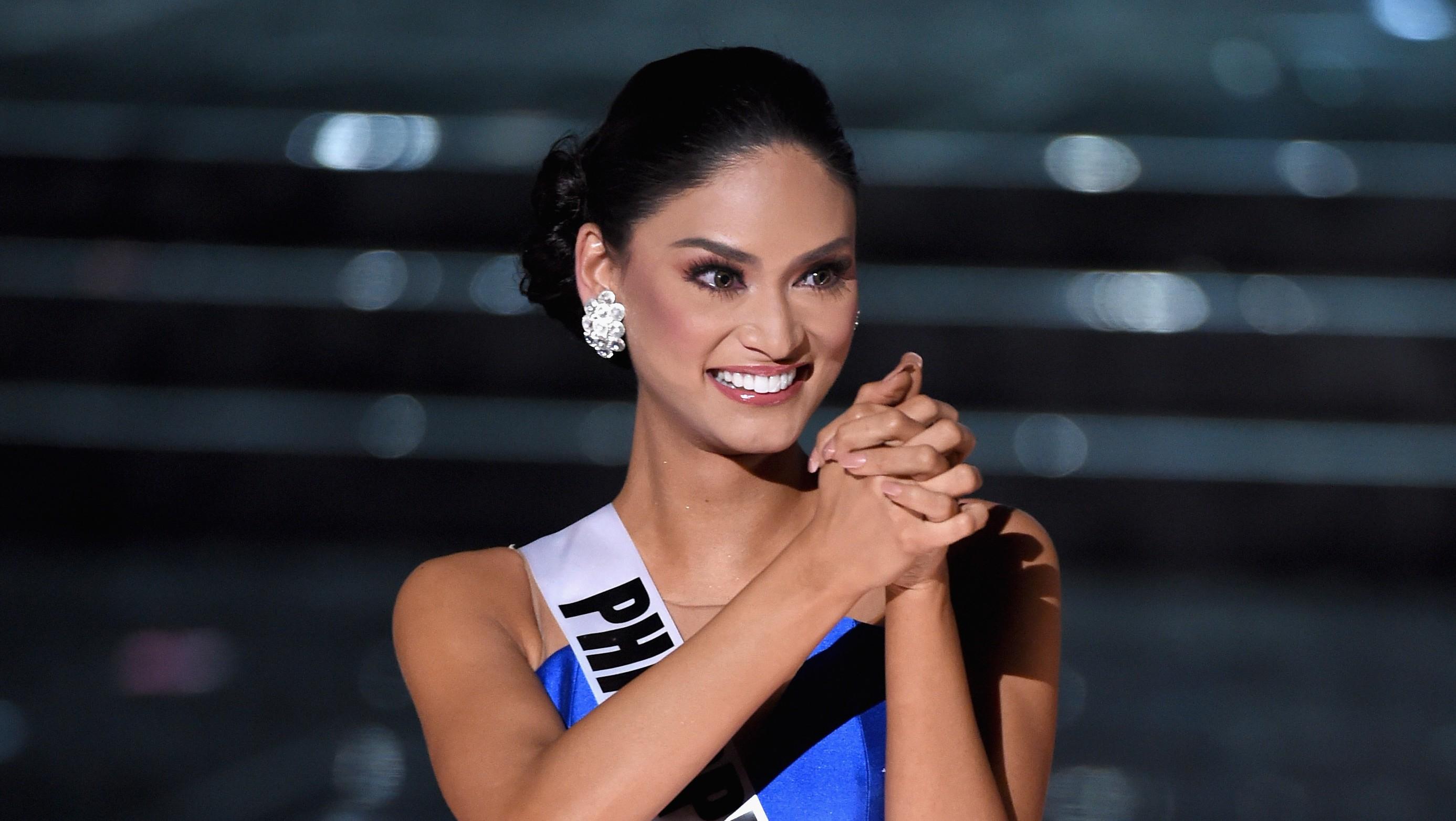 Miss Filipinas ganó el concurso!