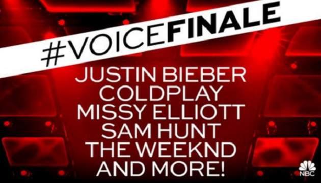 Quien Canta Esta Noche en The Voice 2015, Estrellas de The Voice, The Voice Gran Finale