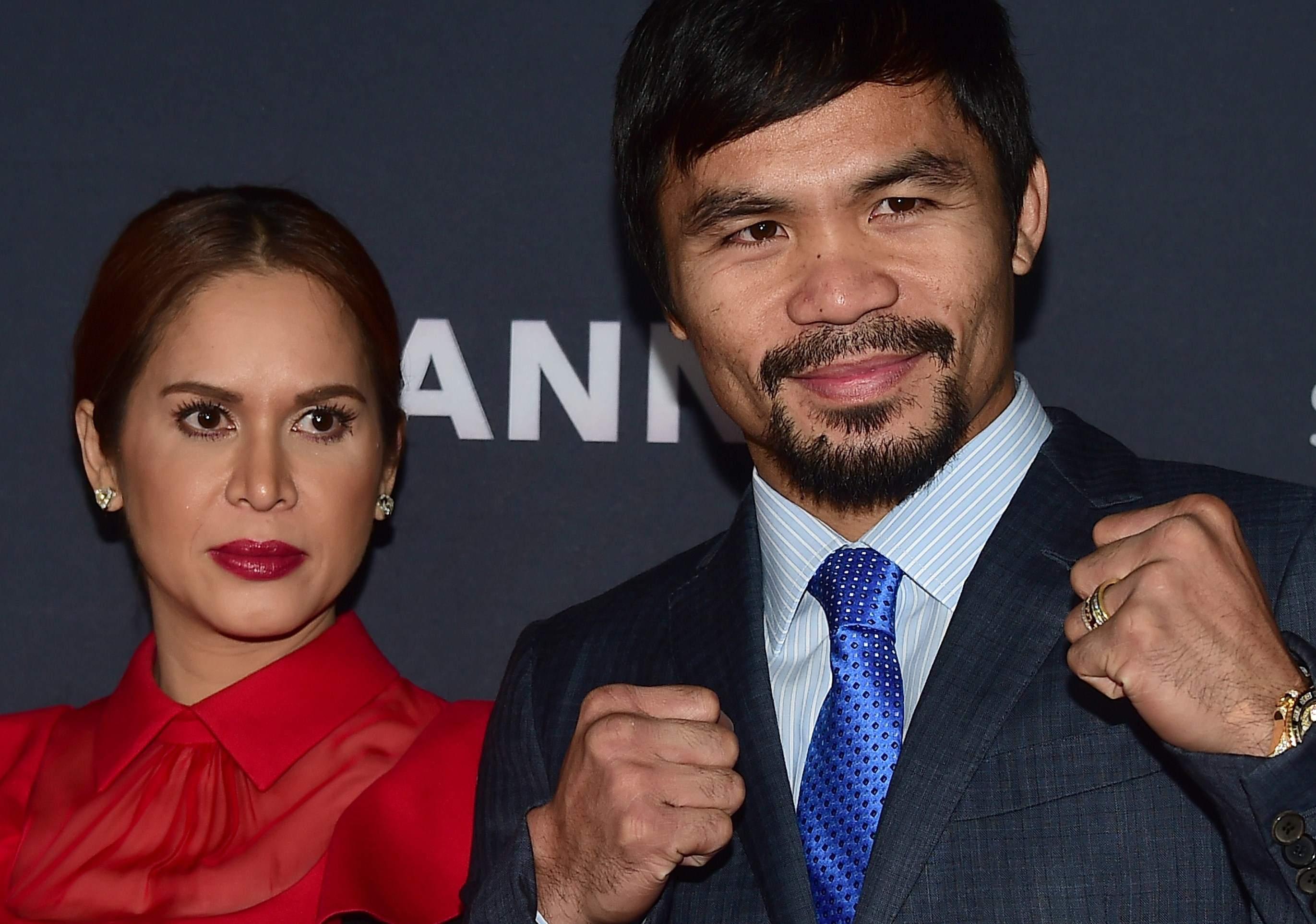 Manny Pacquiao mujer, Manny Pacquiao esposa, Manny Pacquiao novia, Manny Pacquiao familia,
