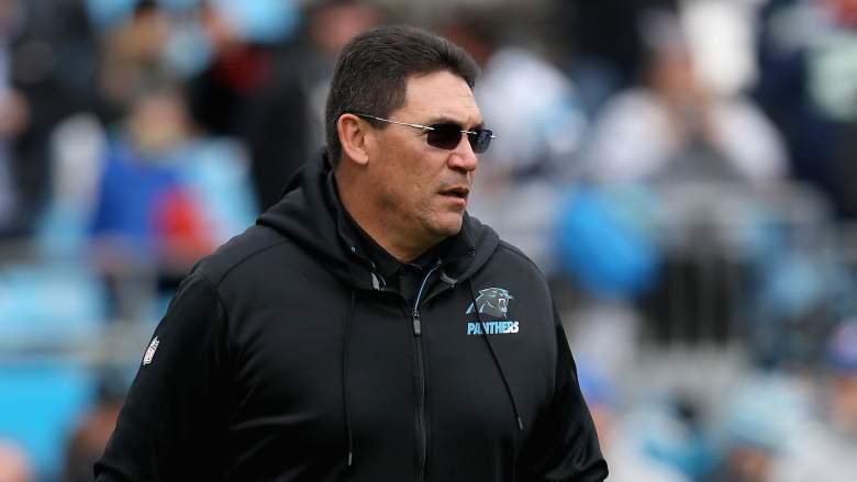 Quien es Ron rivera, entrenador latino