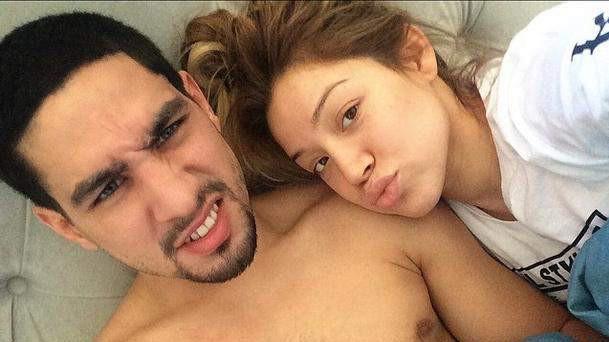Noticias de Boxeo, Novia de Danny Garcia, esposa de Danny Garcia, mujer de Danny Garcia, Danny Garcia famila