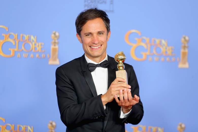 "Gael García Bernal gana su primer Globo de Oro por su trabajo en ""Mozart in the Jungle"". (Getty)"