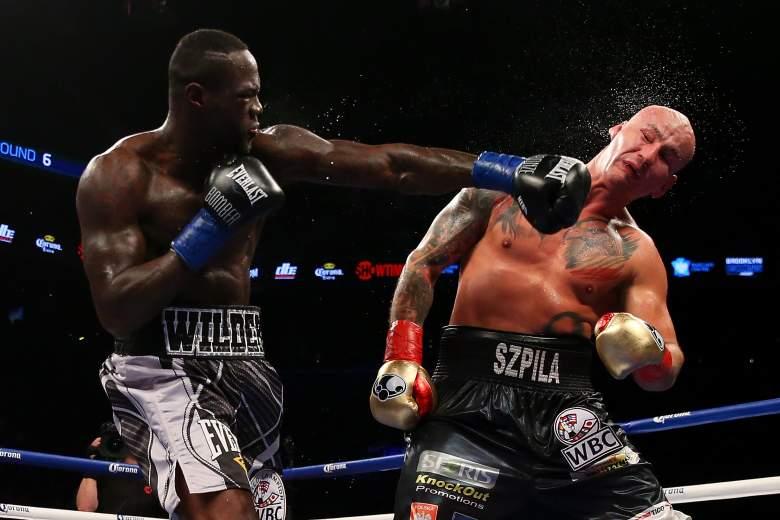 Noticias del boxeo, Deontay Wilder fotos, Deontay Wilder imagenes