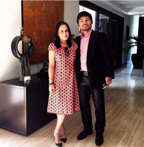 esposa Manny Pacquiao, mujer Manny Pacquiao, noticias de boxeo, fotos de la esposa de Manny Pacquiao