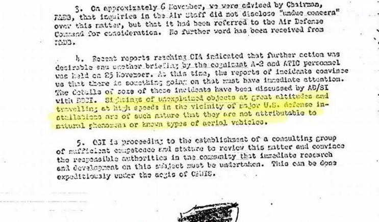 OVNI Noticias, UFO noticias, CIA ovni fotos