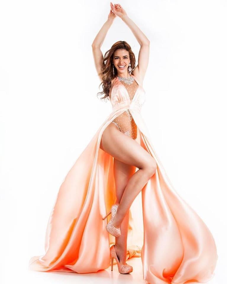 Karol Scott fue la segunda finalista de NBL 2012. (Facebook)