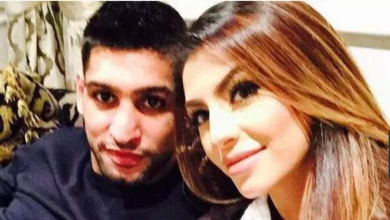 Amir Khan novia Amir Khan esposa, Canelo vs Khan, Khanelo, fotos sexy