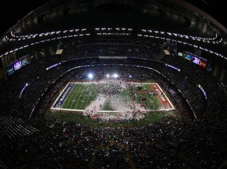 Super Bowl 2013 (Getty)