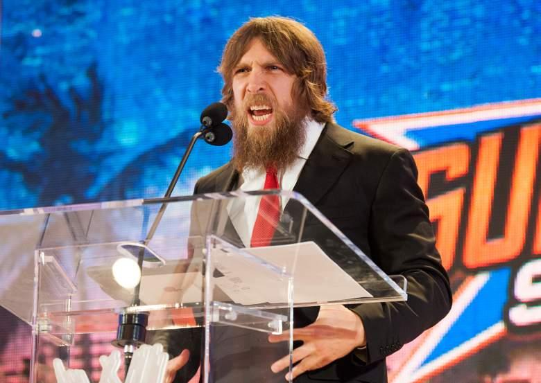 Daniel Bryan se retiran, Daniel Bryan se retiró