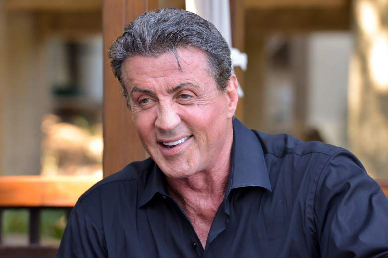 Sylvester Stallone (Getty)