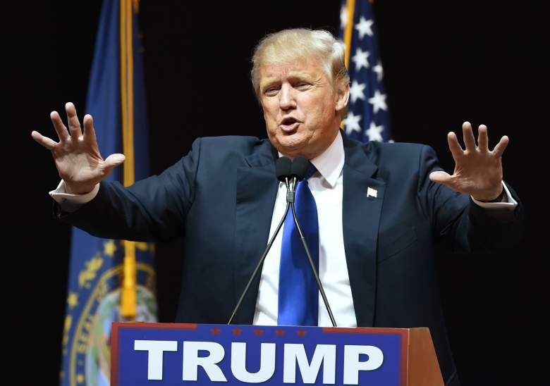 Donald trump, Caucus republicano, primaria republicana