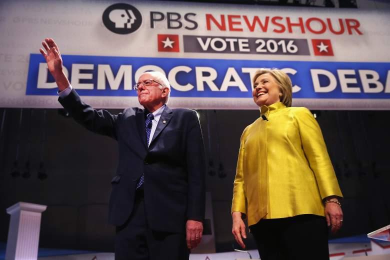 Edad de Hillary Clinton, edad bernie sandsers, Cuántos años tiene hlllary clinton, Cuántos años tiene bernie sanders