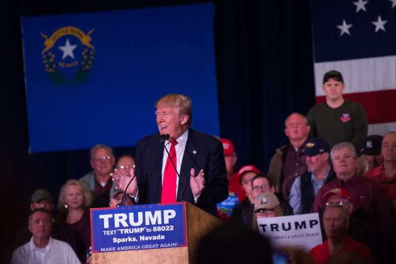 Donald Trump ganó caucus del estado y parece dominar el Súper Martes. (Getty)