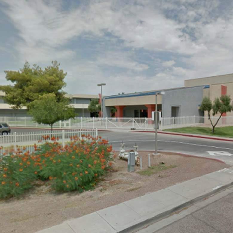 La entrada a la Escuela Independence. (Google Street View)