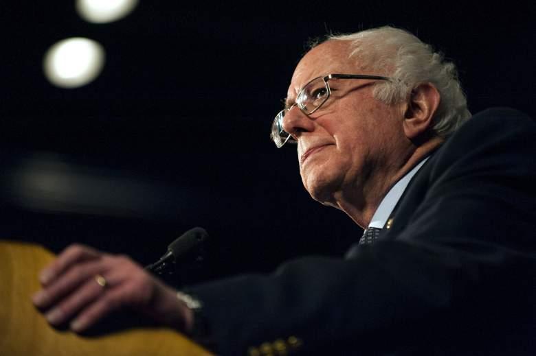 """Bernie Sanders es uno de los """"más pobres"""" de los candidatos presidenciales. (Getty)"""