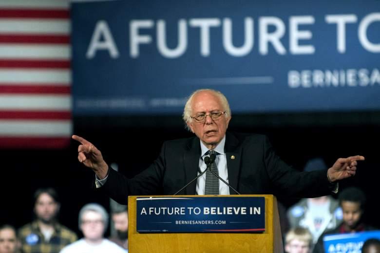 Bernie Sanders tuvo que coger el desempleo en un punto. (Getty)
