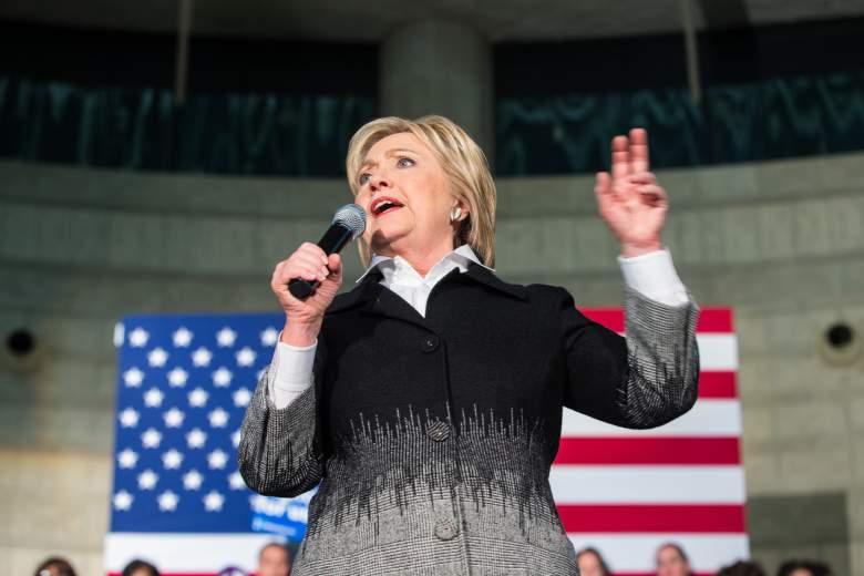 Hillary Clinton es líder en las primeras encuestas de la Florida. (Getty)