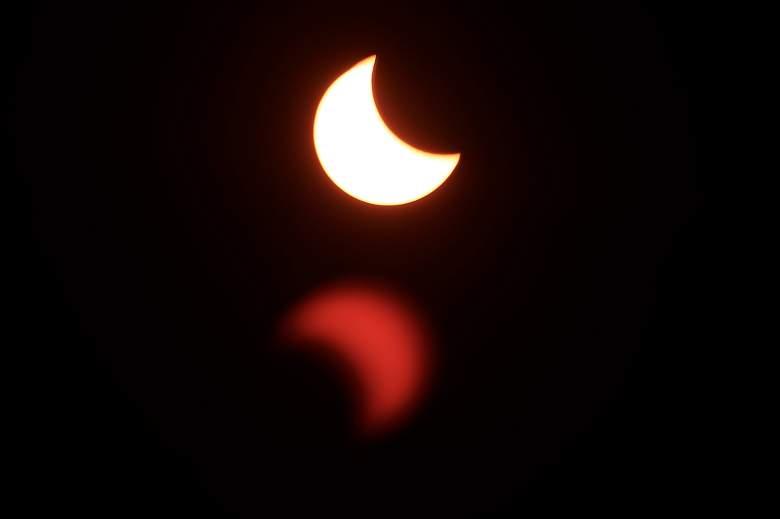 Eclipse solar (Getty)