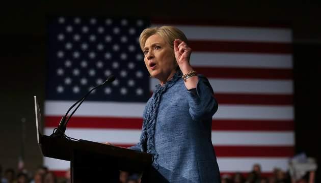 Hillary Clinton tiene una ventaja considerable en las encuestas de Arizona. (Getty)