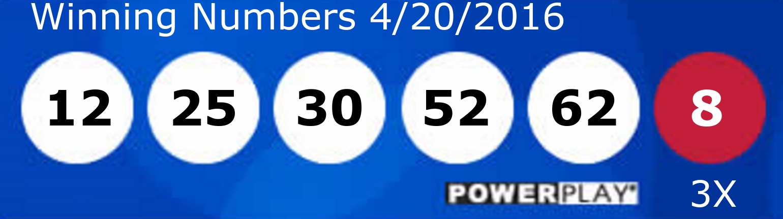numeros de powerball