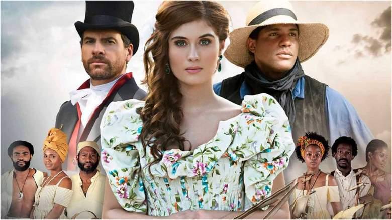 'La Esclava Blanca' estrena este 18 de abril por Telemundo.