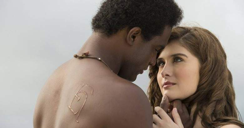 Los protagonista de 'La Esclava Blanca'