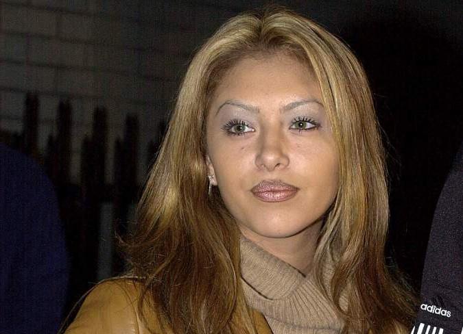 Vanessa en 2000 (Getty)