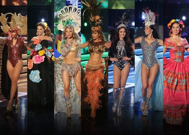Las chicas de 'Nuestra Belleza Latina VIP'