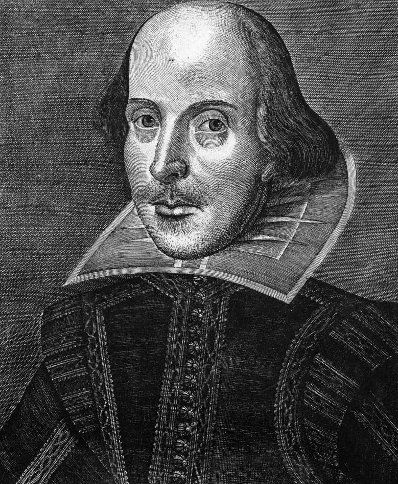 Shakespeare (1564 - 1616), (Getty Images)