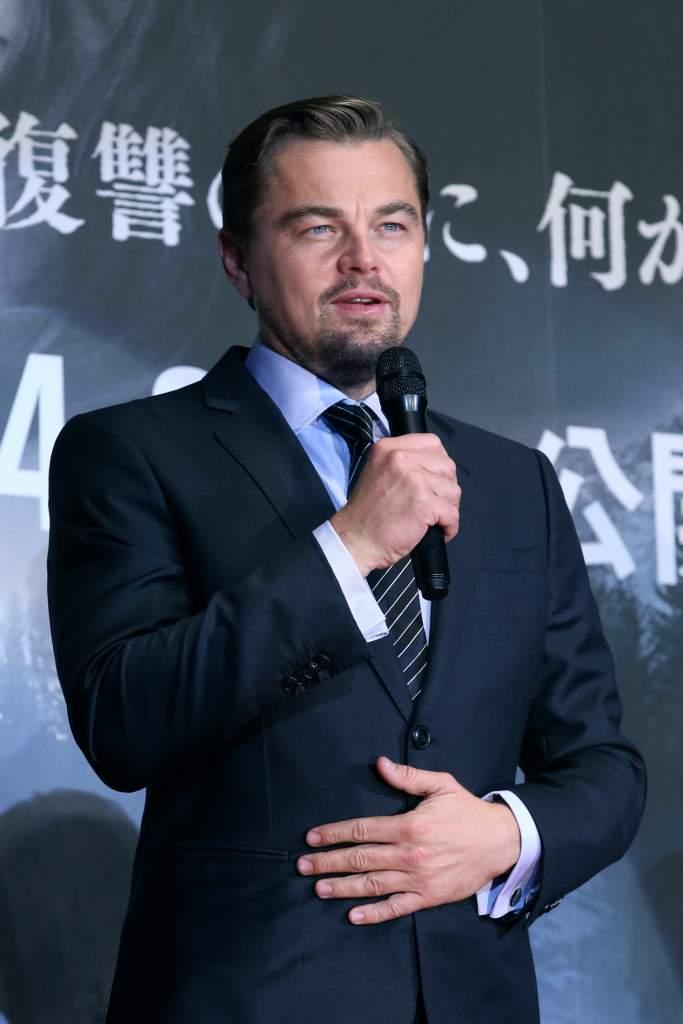 Leonardo DiCaprio 'The Revenant' (Getty)